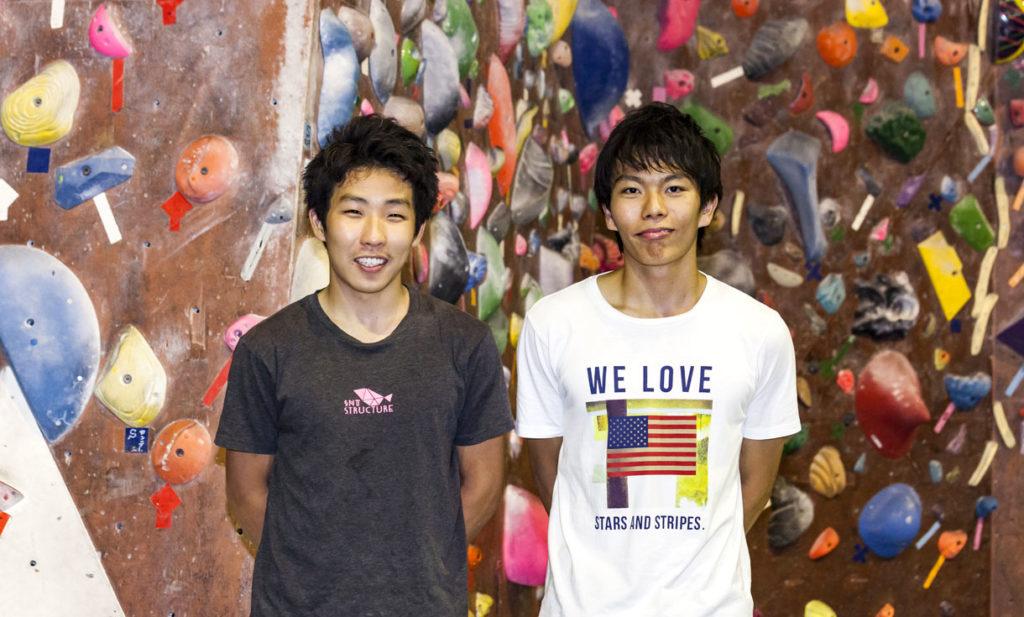 是永敬一郎&波田悠貴 切磋琢磨でリード世界一を目指す期待の2人