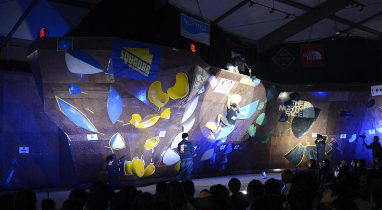 国内最大規模のボルダリングコンペ「THE NORTH FACE CUP 2019」のエントリーが本日から開始
