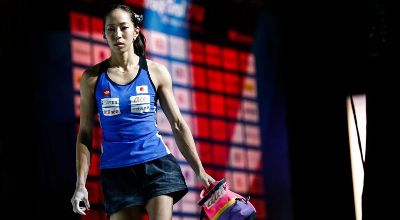 日本女子2トップ、メダル獲得はならず。野口4位、野中5位/IFSCクライミング世界選手権2018【女子コンバインド】