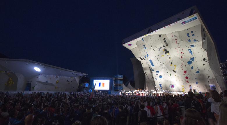 IFSCクライミング世界選手権2018が開幕