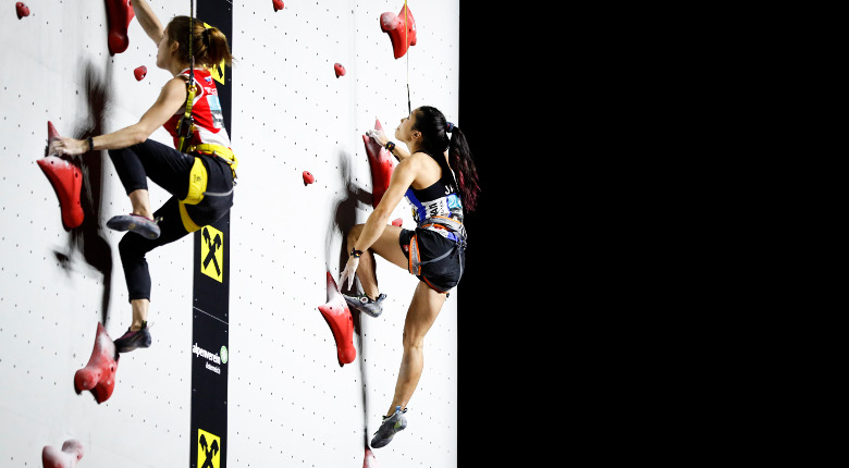 男女で日本記録を更新/IFSCクライミング世界選手権2018【スピード】