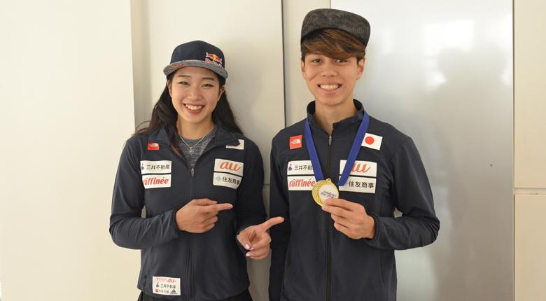 原田海「優勝すると思っていなかった」。海外遠征を終え、日本代表が帰国