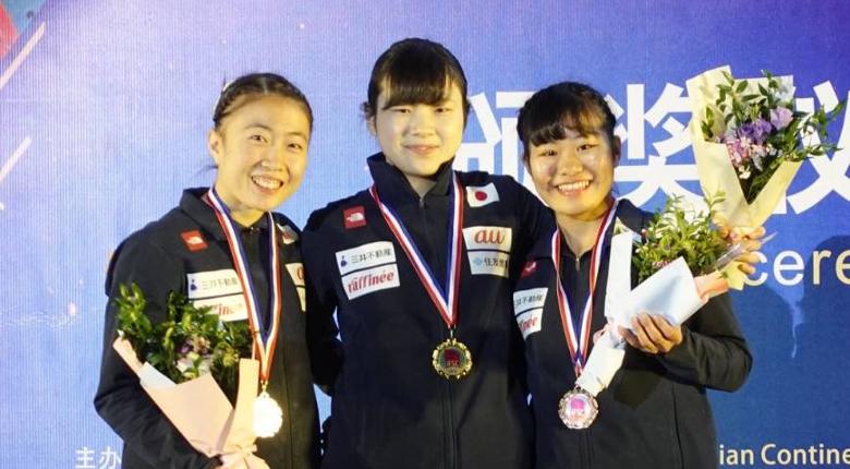 止まらない日本のメダルラッシュ。金4、銀3、銅3/アジアユース選手権2018【大会2日目】