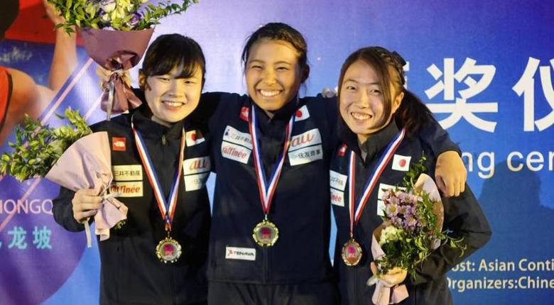 日本、さらに13個のメダルを獲得/アジアユース選手権2018【大会3日目】