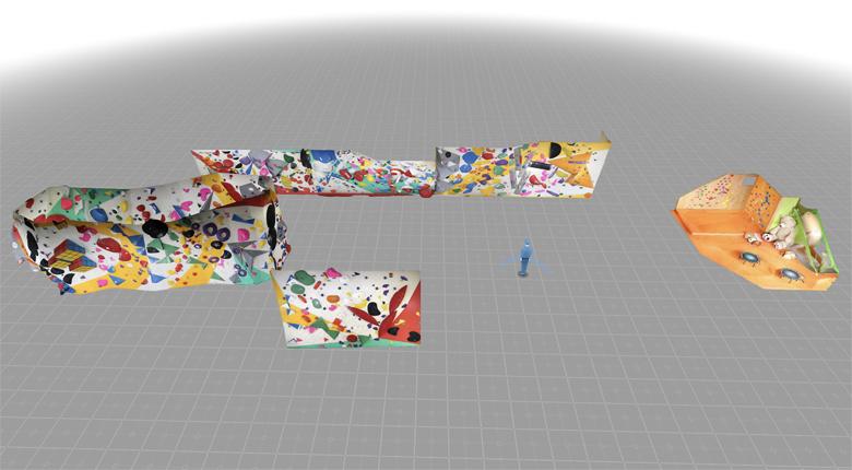 OnlineObservation Selection Vol.7「ロックメイト松井山手店 丸ごと3Dスキャン」