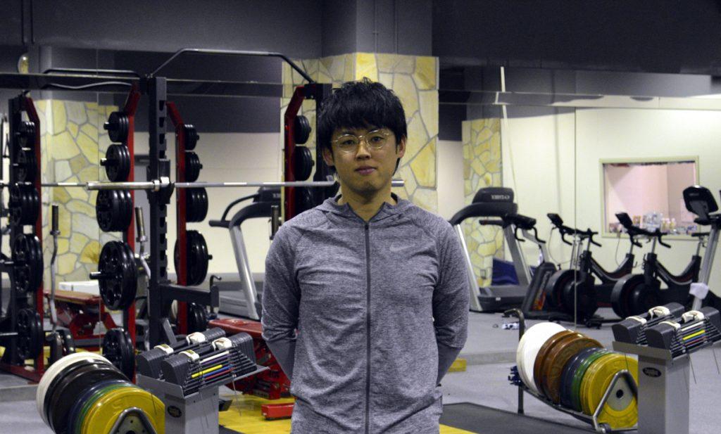 清野隼(森永製菓トレーニングラボ アドバイザー)