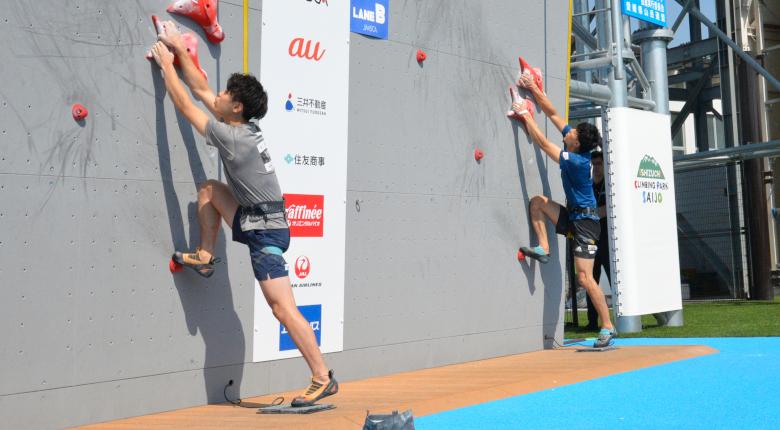 原田海が首位。五輪強化Sランク選手が上位を独占/第2回コンバインドジャパンカップ【男子予選】