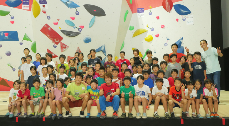 【エントリー開始】第2回ボルダリング小学生競技大会が9月に開催