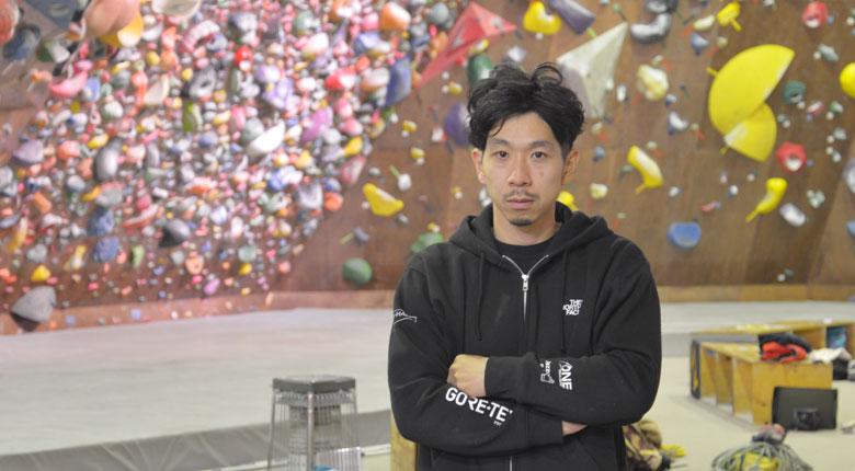 目指すはクライミングの甲子園? THE NORTH FACE CUPの「かじ取り役」杉田雅俊