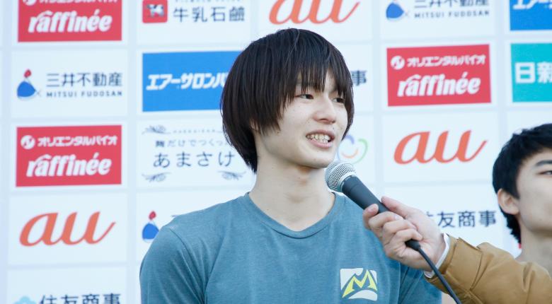 土肥圭太「あまり練習しないようにしていた。驚きしかない」 スピードジャパンカップ2020