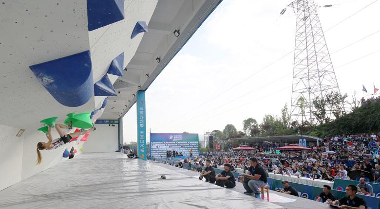 アジア選手権は6月以降に実施へ。国際スポーツクライミング連盟が発表