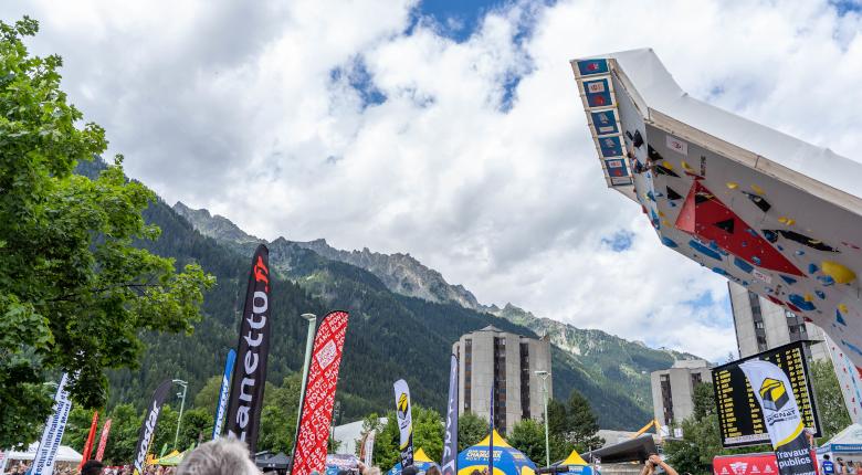 7月に欧州で予定されていたクライミングW杯3大会が延期