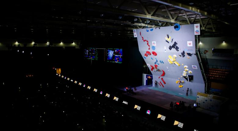 残るスポーツクライミングの五輪出場枠。大陸予選が年内開催不可の場合、世界選手権の順位から割当