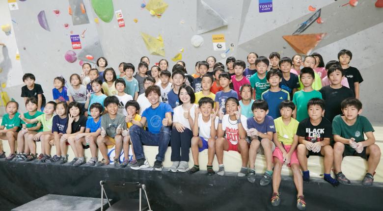 第3回ボルダリング小学生競技大会の11月開催が発表【10月13日エントリー開始】