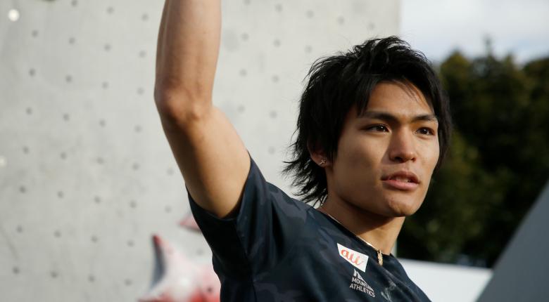 楢崎智亜、日本人初の5秒台! 公式戦初の偉業でスピード国内記録を更新