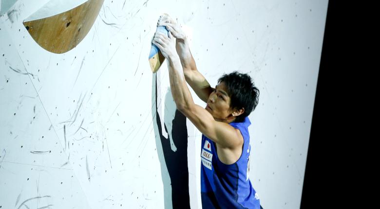 楢崎智亜「両種目で出場できるように」 パリ五輪追加競技採用でコメント