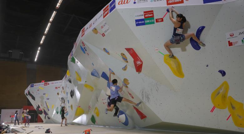 新年初戦は1月のBJC。スポーツクライミングの2021年ジャパンカップ各大会スケジュール