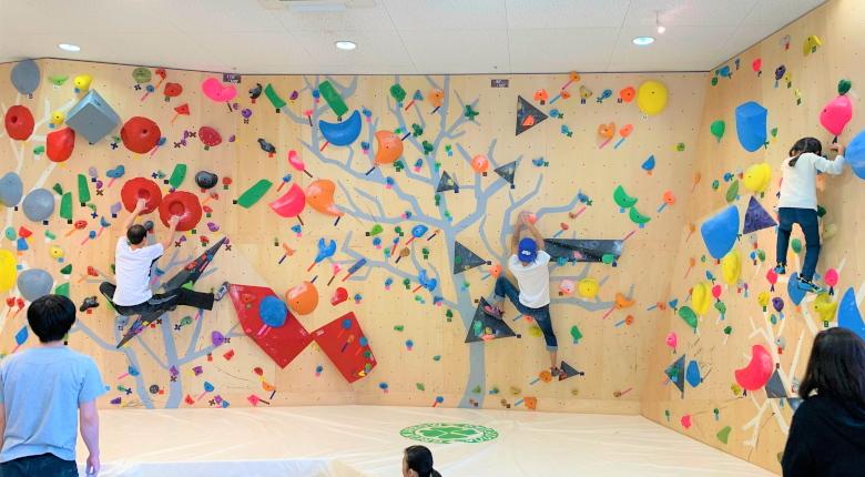 グリーンアローのボルダリングジム新店舗が「ららぽーとTOKYO-BAY」で4月下旬オープン