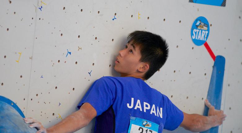 2021年のスポーツクライミングユース日本代表、および世界ユース派遣選手が発表