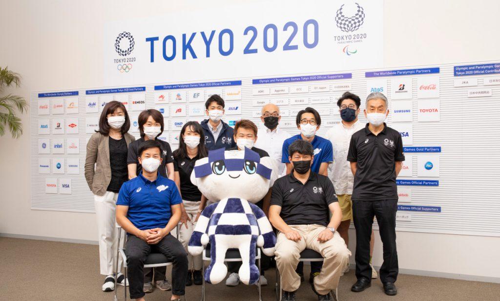 東京2020組織委員会のスポーツクライミングチーム