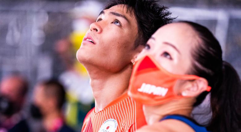 東京五輪のスポーツクライミング日本代表が選手村に到着。競技会場での事前練習も
