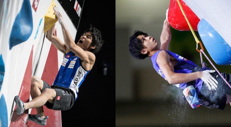 いよいよスポーツクライミングが五輪デビュー! 競技初日は楢崎智亜、原田海が登場