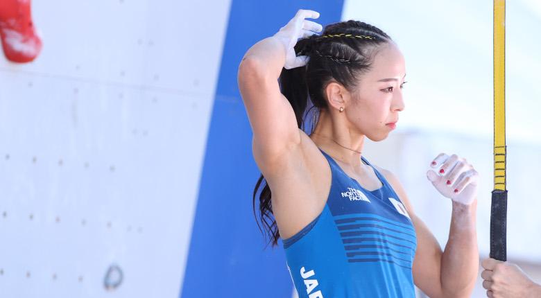競技人生最後の戦いとなる野口啓代、野中生萌が女子決勝に臨む【東京五輪】