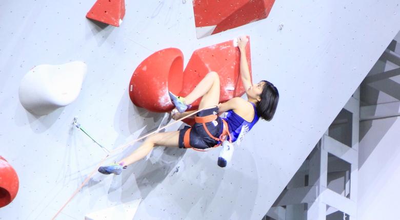 久米乃ノ華が金メダル! 日本勢のジュニア女子リードでは6大会ぶり 【クライミング世界ユース選手権2021】[大会5日目]