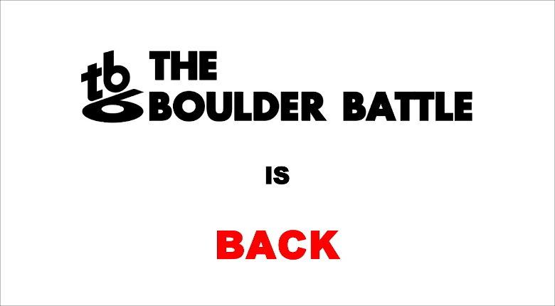 「THE BOULDER BATTLE」が今年も開催決定 9月24日から出場者のファン投票開始