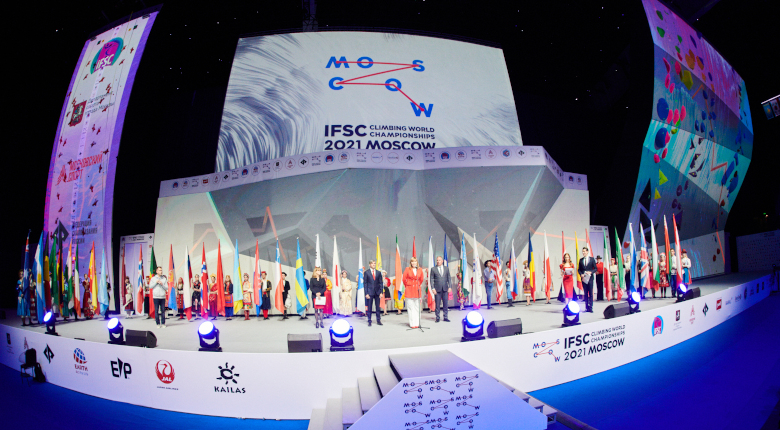 世界最高峰の戦いが開幕。ダニル・ボルドィレフが4大会ぶり2度目V【クライミング世界選手権2021】