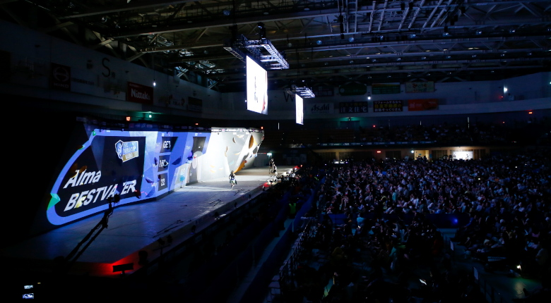 2022年のスポーツクライミング国際大会スケジュールが発表。日本で3年ぶりにW杯開催