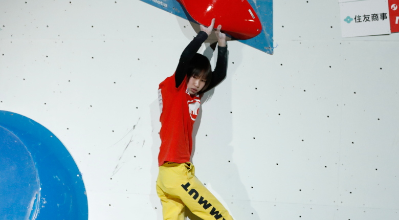 「THE BOULDER BATTLE」の出場者16名がファン投票で決定 森秋彩が2年連続で最多得票
